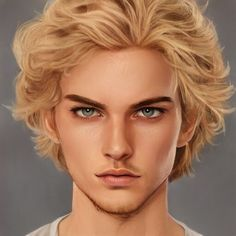Foto Fantasy, Fantasy Male, Hero Academia Characters, Book Characters, Game Of Thrones Characters, Fictional Characters, Character Portraits, Character Art, Anime People