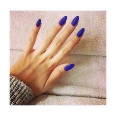 Fall 2014 Nail Trend Matte Nails ❤ liked on Polyvore featuring beauty products, nail care, nail polish, matte finish nail polish, matte nail polish and matte nail color