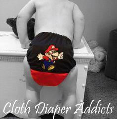 Daily Cute Fluffy Bum - Ella Bella Bum - Cloth Diaper Addicts