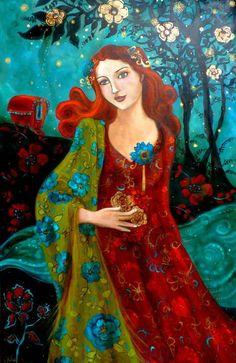 Loetitia Pillault ~ Gypsy