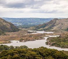 """Dearbhaile   Travel & Wildlife on Instagram: """"Ladies View is one of the most popular stops along the Ring of Kerry. It's pretty close to Killarney, so there's always quite the crowd…"""" Instagram Ladies, Instagram Posts, Wild Life, Most Popular, Crowd, River, Lady, Pretty, Outdoor"""