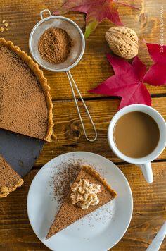 čkoládovo dýňový koláč