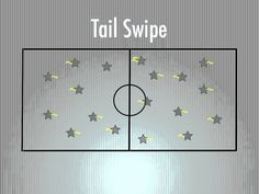 Physical Education Games - Tail Swipe