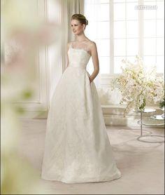 designer Brautkleider Stil