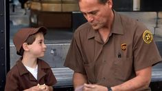 Watch the video UPS delivers child's wish on Yahoo News . A 4-year-old gets to be a UPS driver for a day, just like his good buddy
