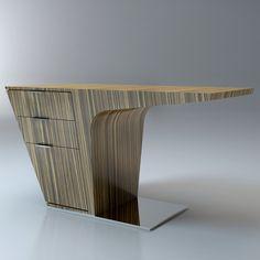 Very modern desk