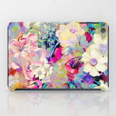 http://society6.com/product/summery-floral_ipad-case SOLD!THANK YOU!
