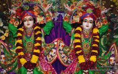 To view Gaura Nitai Close Up Wallpaper of ISKCON Dellhi in difference sizes visit - http://harekrishnawallpapers.com/sri-sri-gaura-nitai-close-up-iskcon-delhi-wallpaper-001/