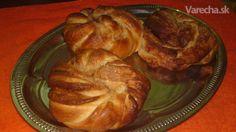 Škoricové briošky /fotorecept/ Ale, Muffin, Bread, Breakfast, Food, Basket, Morning Coffee, Ale Beer, Brot