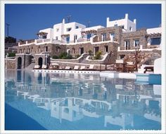 Would LOVE to honeymoon here - Mykonos - my favorite place in the world.