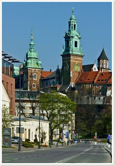 château du Wawel - Cracow, Malopolskie, Poland