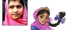 Grandes mulheres da história em versão princesas da Disney