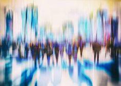 "Saatchi Art Artist igor vitomirov; Photography, ""City people#8"" #art"