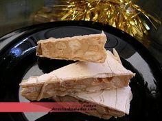 Dulces de navidad, receta de turrón de Alicante