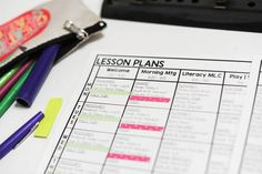 As teachers we all have to do lesson plans. Otherwise our class will not be as organized as it should and we will not use our time wisely. Come and grab this free printable lesson plan and plan for your week. The Plan, How To Plan, Special Education Behavior, Free Education, Health Education, Physical Education, Weekly Lesson Plan Template, Free Lesson Plans, Homework Club