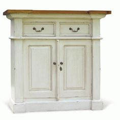 Painted Provence - Small Sideboard by Bluebone