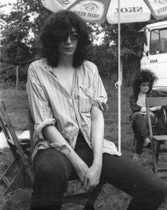 jeffryhyman: Joey Ramone photographed by Frans Schellekens