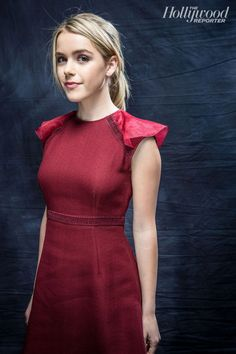 Kiernan Shipka - The Hollywood Reporter (February 2015)