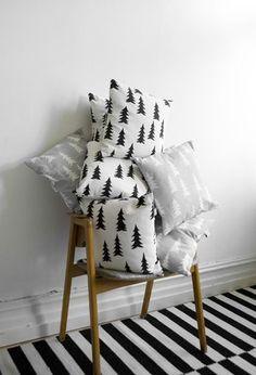 Fine Little Day: Gran Pillows
