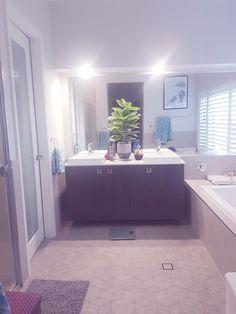 Winter Inspiration Entry | Hot bath on a winters night #mcdonaldjones #mcdonaldjoneshomes #dreamybathrooms