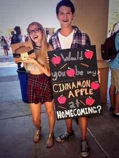 Homecoming proposal, prom proposal, ideas, cute, original