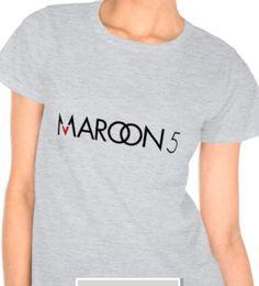 Maroon 5 shirt