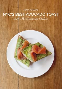 How to Make The Best Perfect Avocado Toast 1
