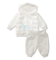 Bébé 0-2 ans Ensemble pantalon en gris clair – prix bas sur la boutique en ligne C&A !