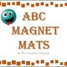These Alphabet mats are great to use in centers or seat work. The set includes all upper and lower case letters. There are also mats for each lette...