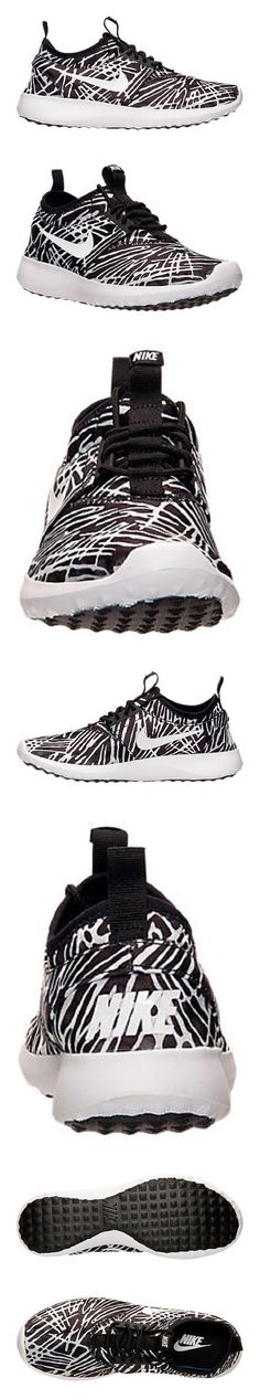 $90 - Nike JUVENATE PRINT womens running-shoes 749552-002_9 - BLACK/WHITE #shoes #nike #2011