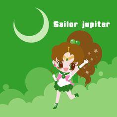 Sailor Jupiter #sailormoon
