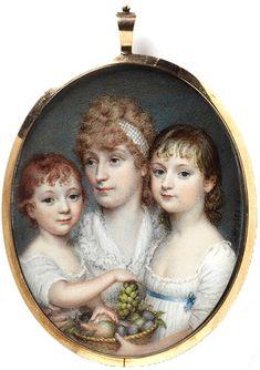Portrait Miniature - V