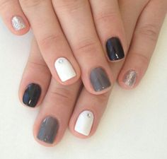 Shellac Cnd, Shellac, Round Nails, Nail Designs, Nail Art, Beauty, Round Wire Nails, Nail Desings, Nail Arts