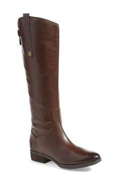 Sam Edelman 'Penny' Boot | Nordstrom color dark brown. size 7