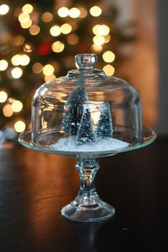 it's just Laine: DIY: Anthropologie inspired Christmas Tree Jars