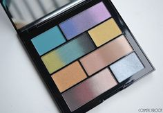 SEPHORA Collection Ombre Obsession Eyeshadow Palette Review & Swatches