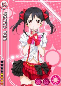 Love Live! School Idol Festival   Yazawa Nico