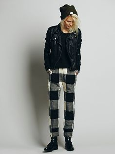{ ace & jig for Free People Domino Fall Trouser at Free People Clothing Boutique }