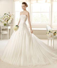 MILENIUM » Wedding Dresses » 2013 Glamour Collection » La Sposa