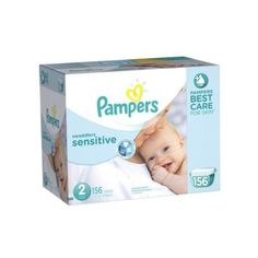 Pampers Pampers Swaddlers Sensitive Diapers - Baby - Diapering -... ($20) ❤ liked on Polyvore featuring baby