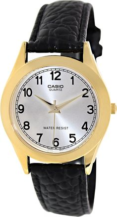 Casio Men's Leather watch
