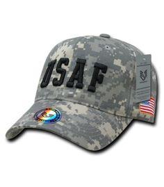 US Air Force Digital Flag Cap (USAF)