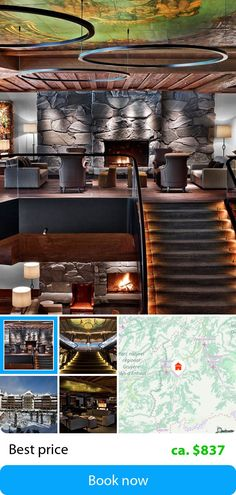 The Alpina Gstaad (Gstaad Saanen, Switzerland) – Book this hotel at the cheapest price on sefibo.