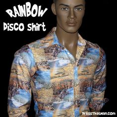 1970's mens vintage shirts from DressThatMan.com