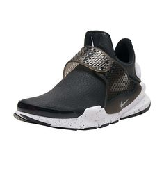 59f64c69373f59 NIKE Sock Dart Premium Women s low top sneaker Speckled midsole Adjustable  midfoot strap for persona.