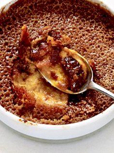 Pumpkin & Brown-Sugar Crème Brûlée
