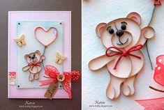 квиллинг - открытки - ручная работа - handmade - quilling - cards