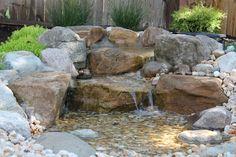 Pondless waterfall.