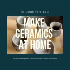 Learn how to make ceramics at home. This article will tell you how to get into making ceramics at home, and any tips and tricks that will allow you to get the job done quickly and effectively.