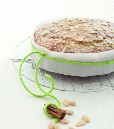 Focaccia dolce con glassa di mandorle - Tutte le ricette dalla A alla Z - Cucina Naturale - Ricette, Menu, Diete